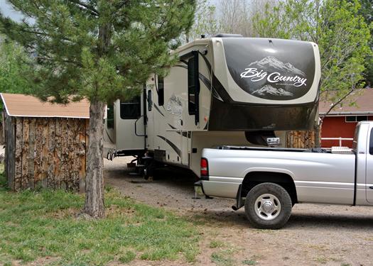 Beaver Canyon Campground, Beaver, Utah